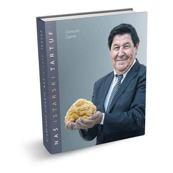Knjiga «Naš istarski tartuf»
