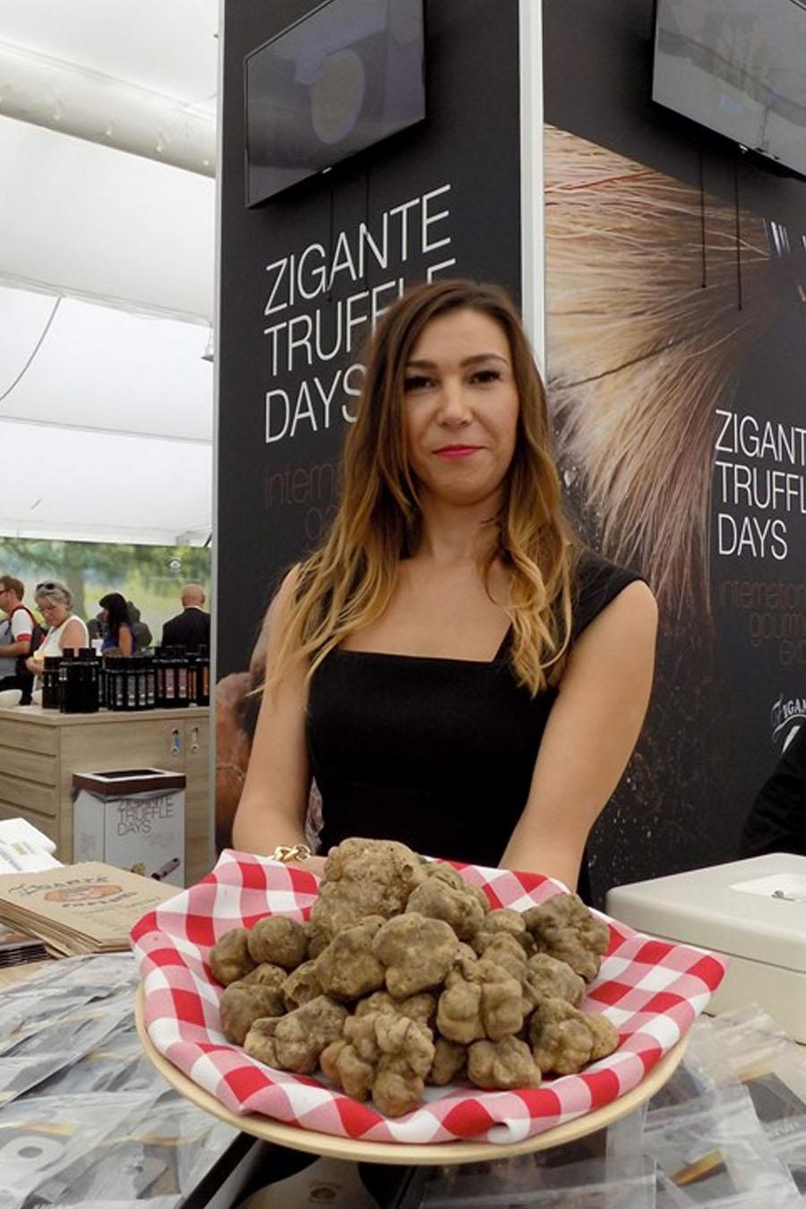 Zigante tartufi - sajam