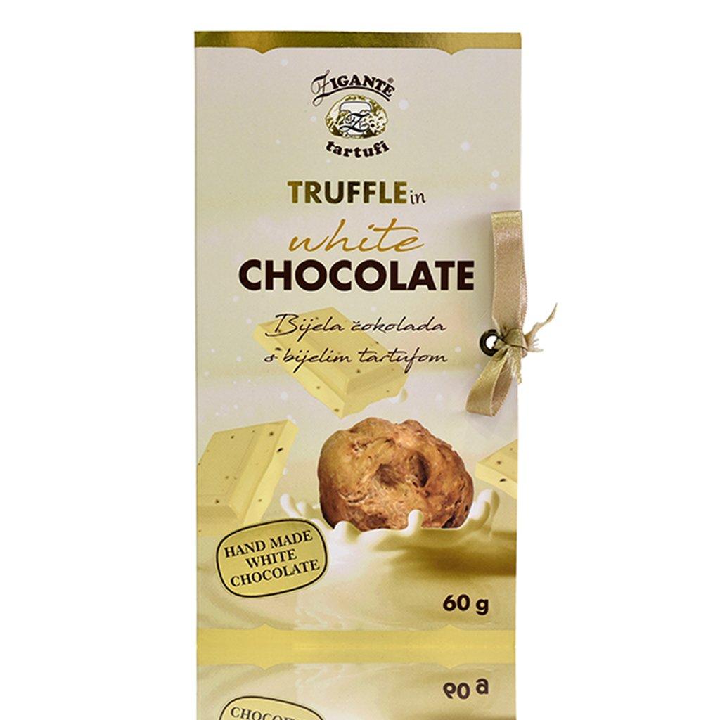 Bijela čokolada s bijelim tartufom