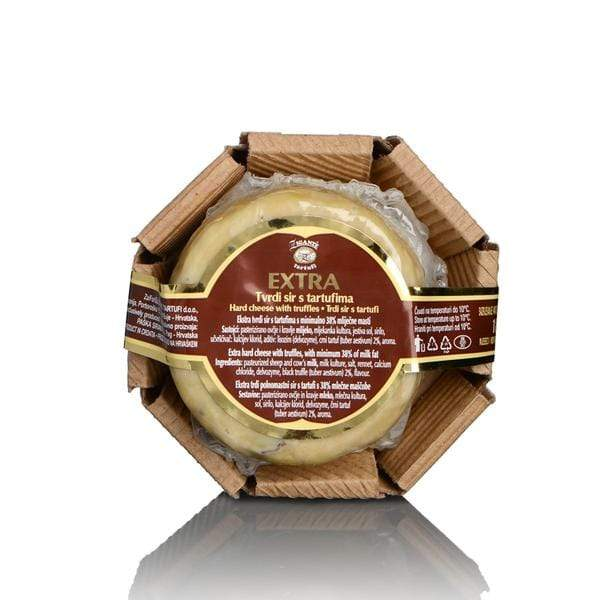Ekstra tvrdi sir sa tartufima