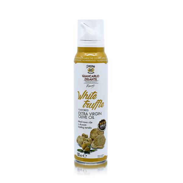 Maslinovo ulje s okusom bijelog tartufa – spray novo!