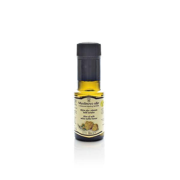 Maslinovo ulje s okusom bijelog tartufa 60ml