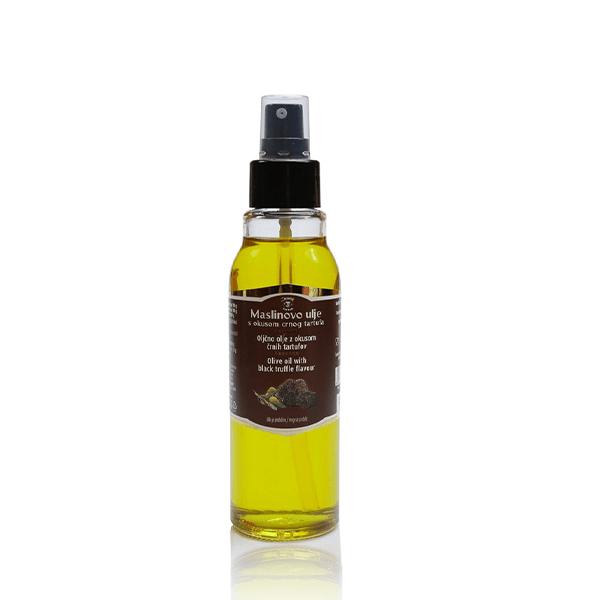 Maslinovo ulje s okusom crnog Tartufa – spray