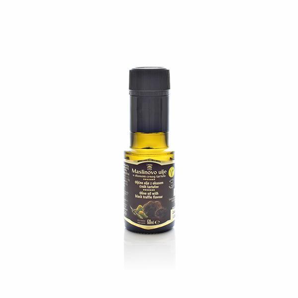 Maslinovo ulje s okusom crnog tartufa 60ml