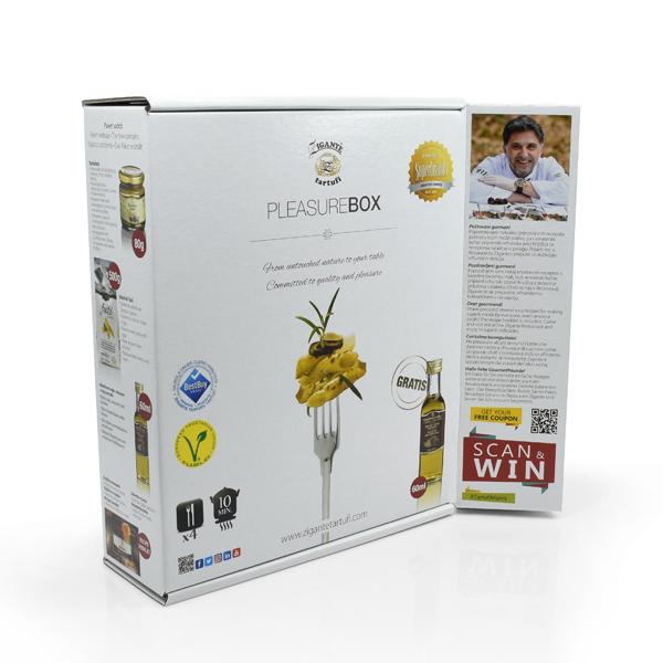 Pleasure box - paket