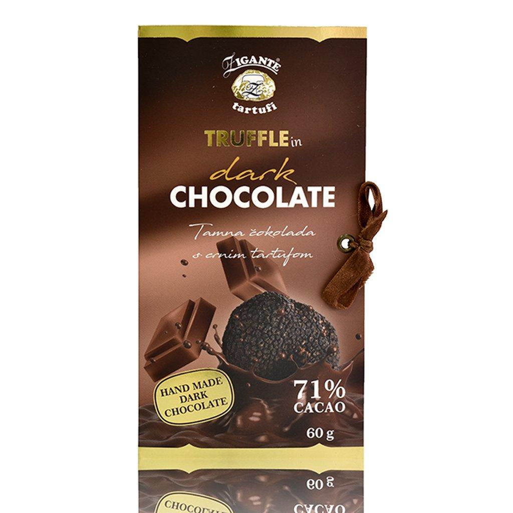 Tamna čokolada s crnim tartufom
