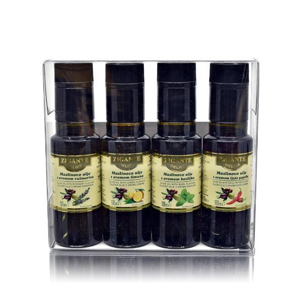 Kolekcija aromatiziranih ulja